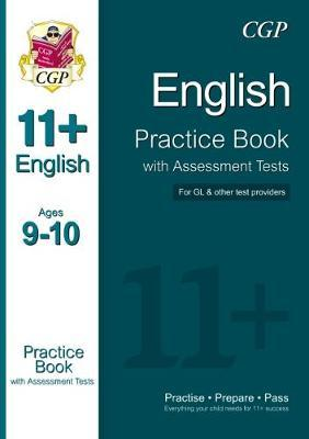 111+ English Practice Book with Assessment Tests Ages 9-10 (for Gl & Other Test Providers)