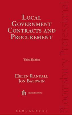 Local Government Contracts and Procurement : Helen Randall ...
