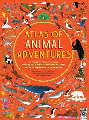 Animal Adventures : Natural Wonders, Exciting Experiences and Fun Festivities from the Four Corners of the Globe