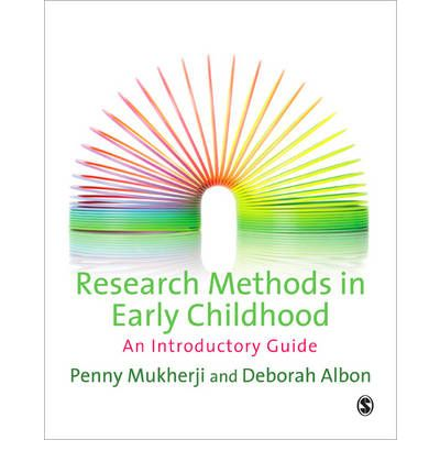 research methods in early childhood Issues and innovative techniques doi: 101177/1476718x09345412 published  in: journal of early childhood research document version.