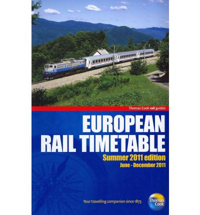 European Rail Timetable: Summer