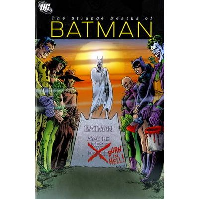Batman: Strange Deaths of Batman