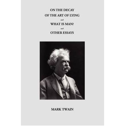 essay all about me Analysis of Mark Twain Quotes