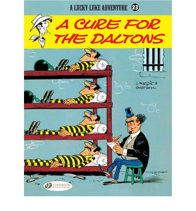 Lucky Luke: Cure for the Daltons v. 23