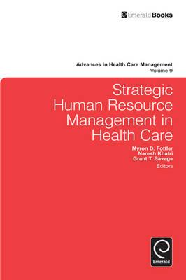 human resources for health care Becoming a hospital human resource manager a hospital is a microcosmic community that operates like a small city, presenting the same issues with a stronger dynamic due to the human interaction factor.