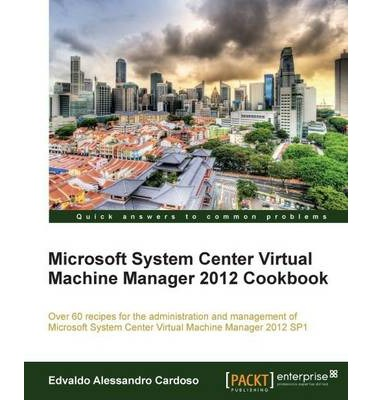microsoft system center machine manager 2012