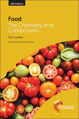 Food : The Chemistry of its Components