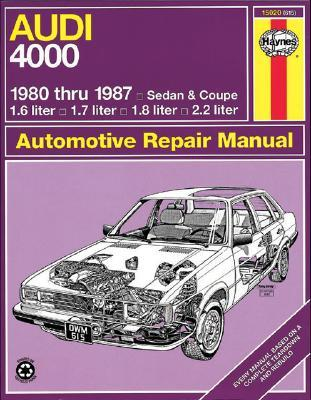 Audi 4000 1980-87 Owner's Workshop Manual