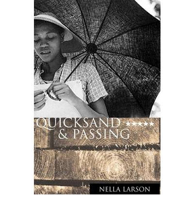 a review of nella larsens novel passing The norton edition of nella larsen's passing contains an interesting and very useful selection of literary criticism of the novel as well as some fascinating historical background material on racial passing in the early twentieth century and the details of the sensational rhinelander/ jones court case.