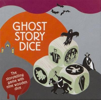 Ghost Story Dice: The Storytelling Game with Nine Wooden Dice
