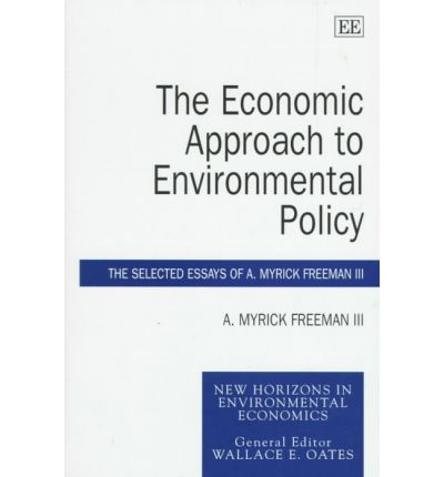 Environmental economics and government policy essay
