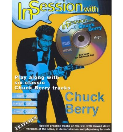 In Session with Chuck Berry : (Guitar Tab)