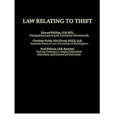 Law Relating to Theft