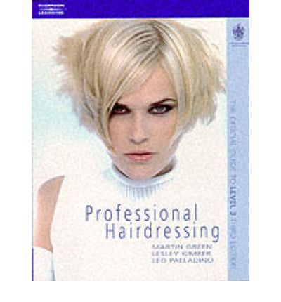 Professional Hairdressing: Level 3