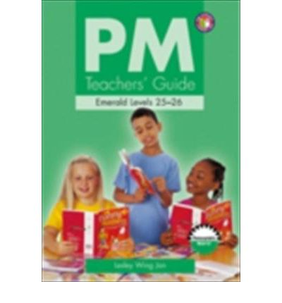 PM Emerald Teacher's Guide