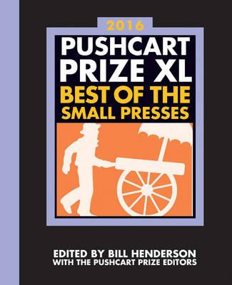 Books by Pushcart Prize