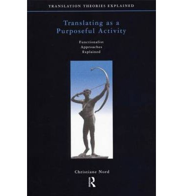 general translation theories An essay on various translation theories in  different translation theories  from literal translation when faced with sl general words for which there.