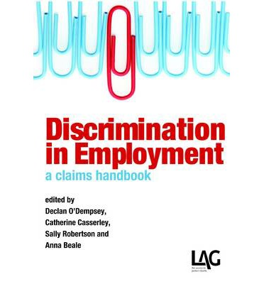 discrimination at large It is at least arguable, if not likely, that many large law firms have such environments employment decisions in law-firms are particularly susceptible to the influence of stereotypes because they are often can law firm partners sue the firm for employment discrimination.