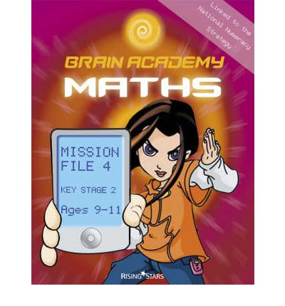 Brain Academy Maths Mission File 4 (Ages 9-11)