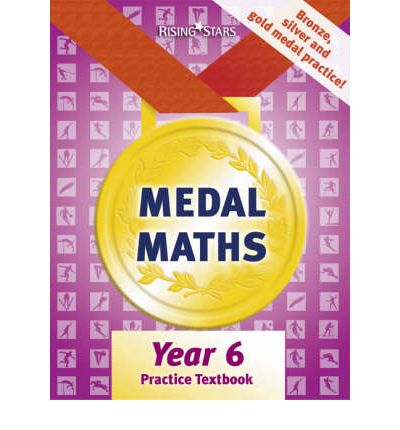 Medal Maths Practice Textbook Year 6