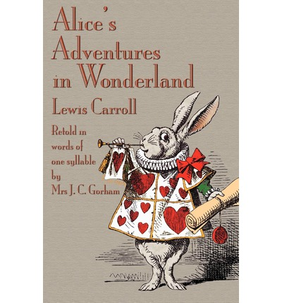 a summary of chapter one of alices adventures in wonderland by lewis carroll