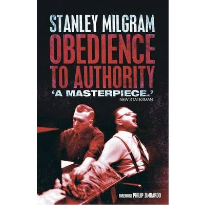 obedience with authority Obedience to authority: milgram (1963) aims: to determine how people respond to a legitimate authority figure who asks that they act against a third individual.