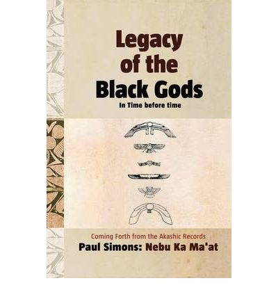Legacy of the Black Gods, in Time Before Time