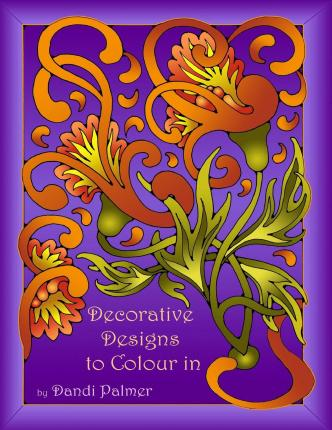Decorative Designs to Colour in