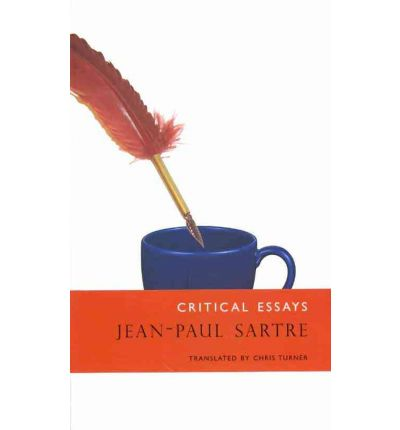 essay on jean paul bill A splendid introduction to the philosophy of existentialism in essays in existentialism, jean-paul sartre (1905-1980), the leading french exponent of existential philosophy, wrote a book that open many doors to the mind sartre challenged his readers to think beyond the meaning of their everyday.