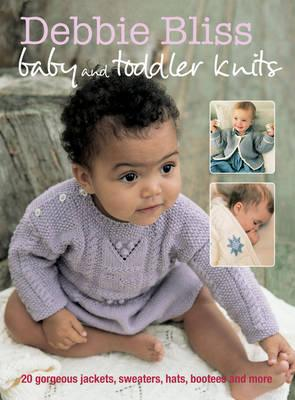 SALE//Debbie Bliss Quick Baby Knits Book Over 25 Design.