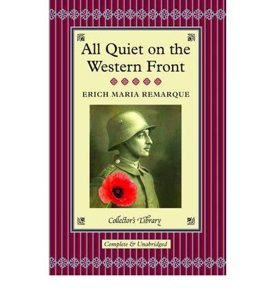 the experiences of paul baumer in erich remarques all quiet on the western front Struggling with erich maria remarque's all quiet on the western front  all quiet on the western front by erich maria  when experiences of war seem.