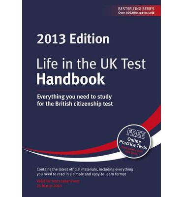 Life in the UK Test: Handbook 2013