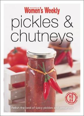 Pickles & Chutneys