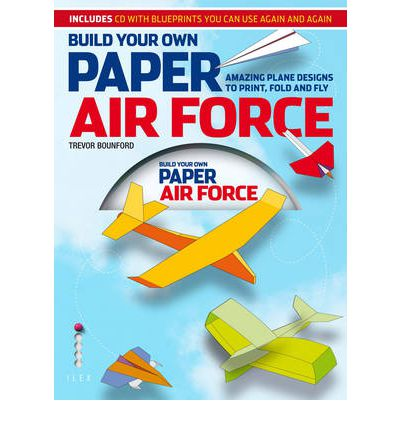 Build Your Own Paper Air Force