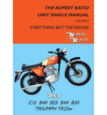 The Rupert Ratio Unit Single Manual: Volume 2