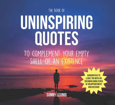 orrell toby the book of uninspiring quotes pdf