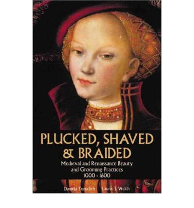 Plucked shaved and braided