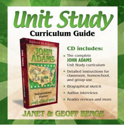 John Adams Unit Study Guide