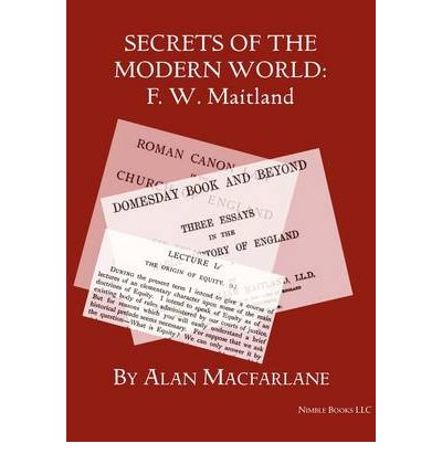 maitland domesday book and beyond