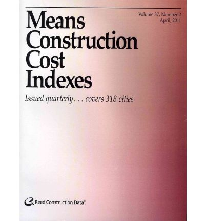 Means Construction Cost Indexes April, 2011