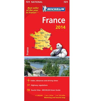 France 2014 National Map 721
