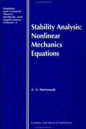 Stability Analysis : Nonlinear Mechanical Equations