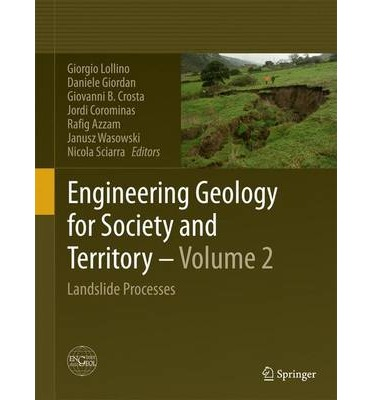 Engineering Geology for Society and Territory: Volume 2 : Landslide Processes