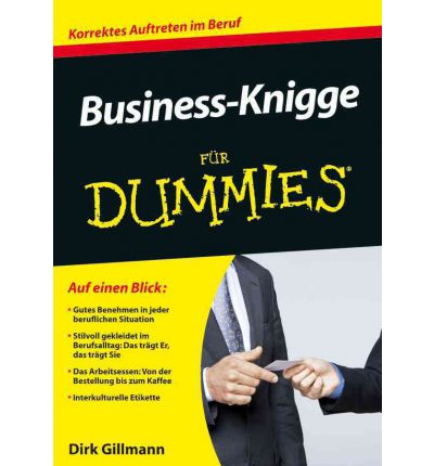 Business-Knigge Fur Dummies