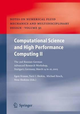 Computational Science and High Performance Computing: v. 2