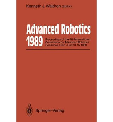 Advanced robotics 1989 kenneth j waldron 9783540517511 for International decor for manufacturing general trading