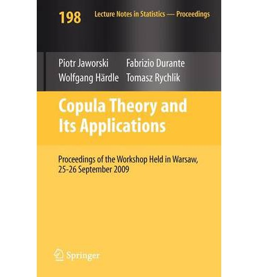 copula theory an introduction Advances in decision sciences is a peer-reviewed,  introduction one of the key  we refer to these books for an exposition of copula theory.
