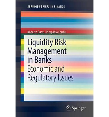 liquidity management in banks This work investigated the impact of liquidity management on the profitability of banks in nigeria relationship between bank liquidity management and bank profitability to what extent has the volume of bank cash influenced bank profitability.