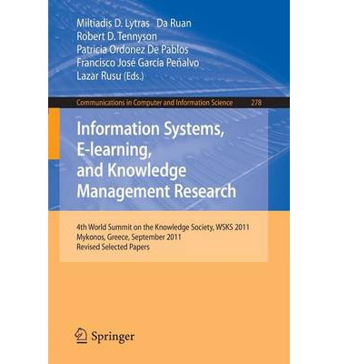 Knowledge management research papers