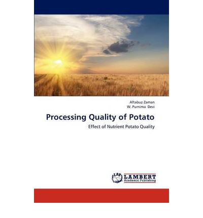 Processing Quality of Potato